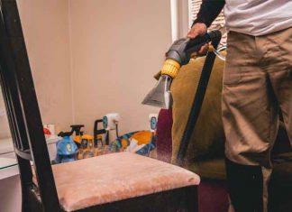 Buharlı Temizleyici Mobilya Temizleme Kılavuzu