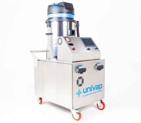 UNI SVC 27-48 Endüstriyel Buharlı Temizleyici 1